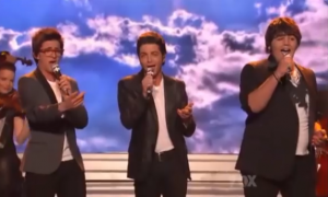 Il Volo on American Idol 2011 (video captured)