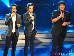 Il Volo at the President's Star Charity show