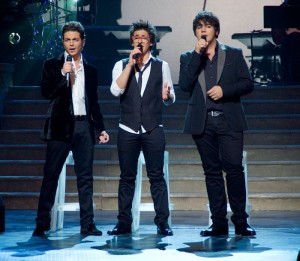 Il Volo First PBS DVD 2011