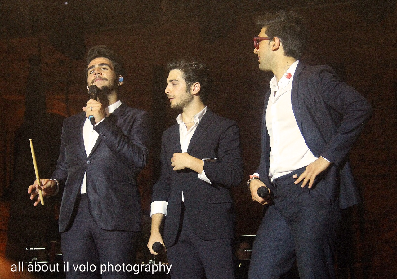 All About Il Volo - about