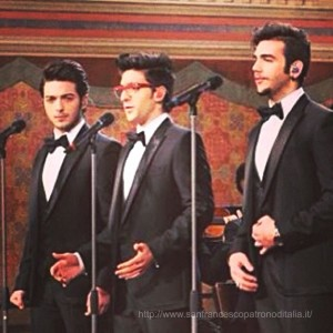 Il Volo - Assisi, Christmas Concert