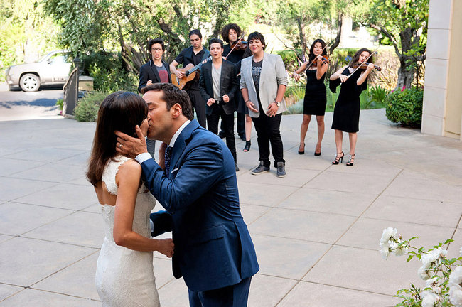 IL VOLO on Series Entourage 2011