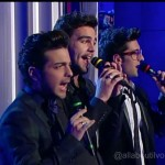Il Volo on RAI 1