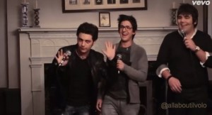 Il Volo - LA showcase