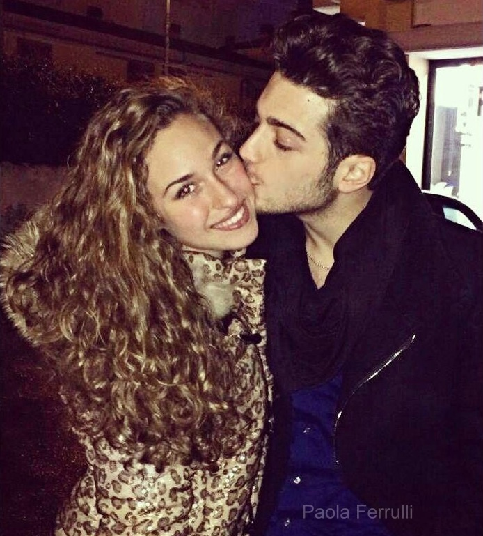 Gianluca Ginoble Girlfriend Gianluca Ginoble