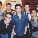 Daily Feb 16, 2014 -Gianluca, family and friends