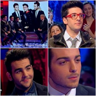 Il Volo on L'Arena