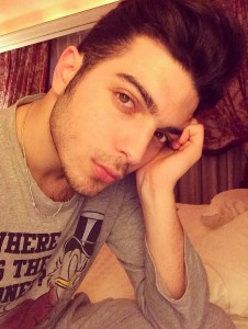 Daily Feb 25, 2014 - Gianluca Ginoble