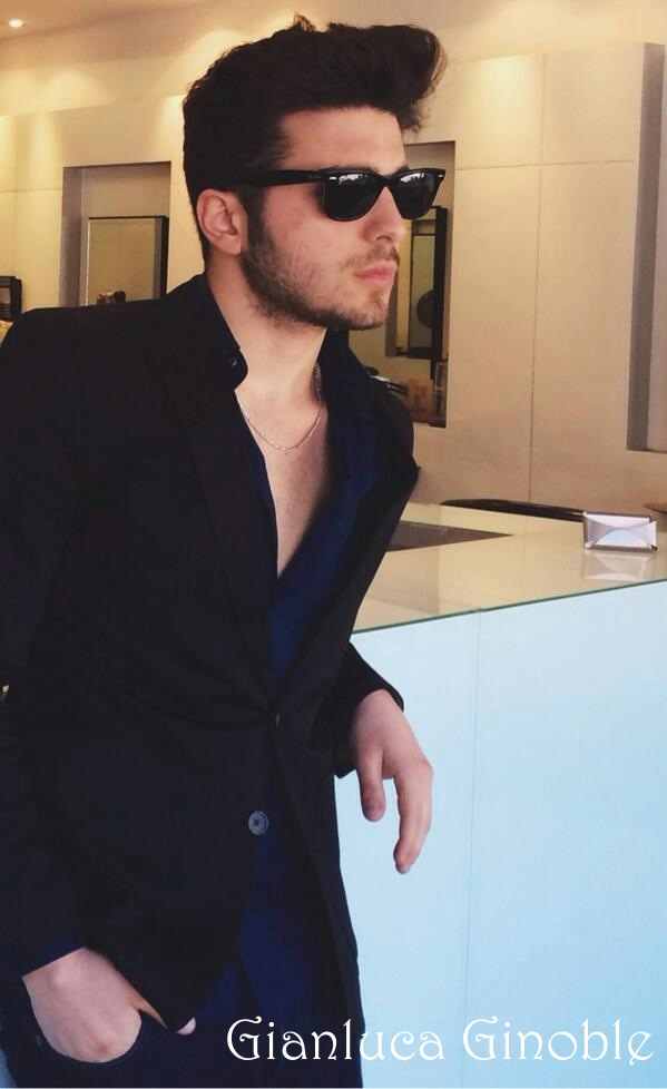 "One thought on "" Daily Mar 9, 2014 – Gianluca Ginoble """