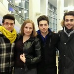 Il Volo arrives in Russia