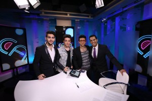 Il Volo on CalaCNN