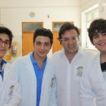 Il Volo and Doctor Smile