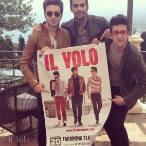 Il Volo in Taormina May 20