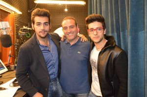 Doc Time – Il Volo interview May 21