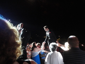 Il Volo concert in Philadelphia - by Christine