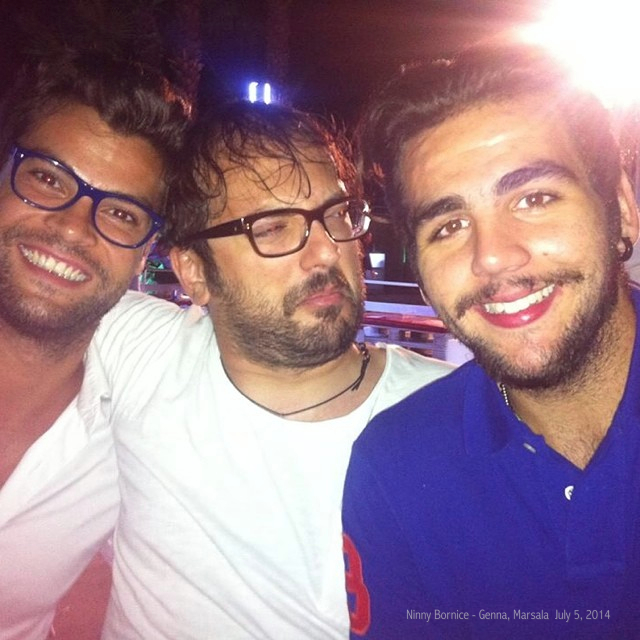 An il volo weekend on july all about il volo ignazios weekend july 6 2014 m4hsunfo