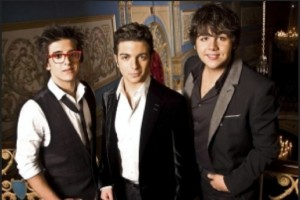 Il Volo interview for City Beats
