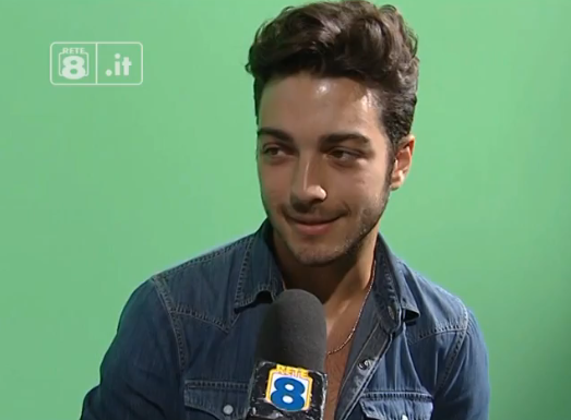 Gianluca Ginoble Birthday Gianluca Ginoble on Rete 8