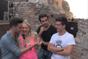 New Sicilia - interview with Il Volo
