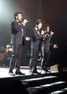 Il Volo - Moscow Oct 4th 2014