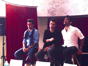 Il Volo on Sony Music Latin