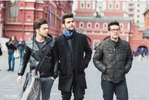 Il Volo in Russia Oct 3, 2014