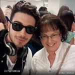 Il Volo arrived in Miami - Oct 13, 2014