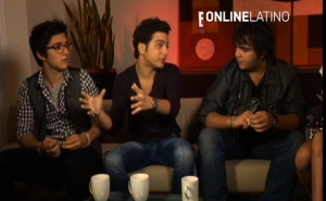 Il Volo on Coffee Break Nov 14, 2011