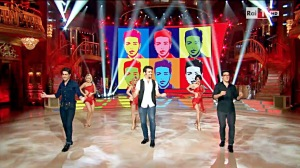 Il Volo on Ballando Con Le Stelle