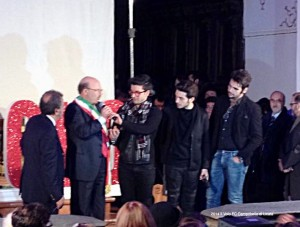 Il Volo in Naro - Dec 28, 2014