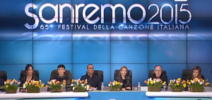 Sanremo 2015 press conference