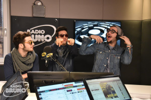 Il Volo on Radio Bruno