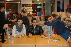 Marghy and Il Volo