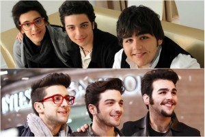 Il Volo on Music Fanpage