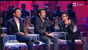 March 29, 2015 - L'Arena - Il Volo