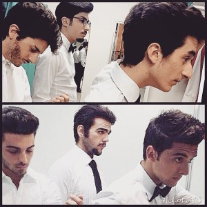 Il Volo week from 8 - 14 april 2015