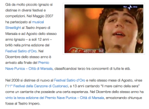Ignazio bio (it) 1