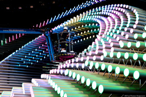 Eurovision stage