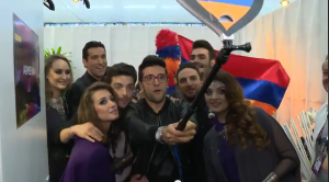 Il Volo Eurovision videos May 20