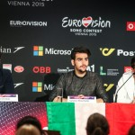 Eurovision 3rd press conference - Il Volo