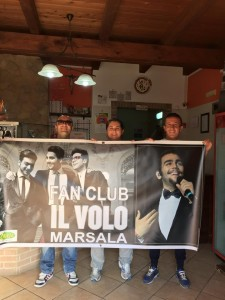 Marsala with Il Volo