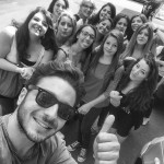 Il Volo and fans Bologna