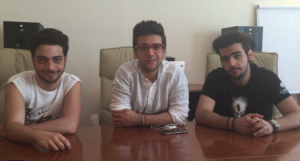 Il Volo interview  Blogo