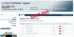 Taormina - Sold Out - Il Volo