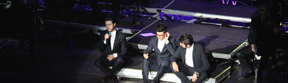 Il Volo in Roma June 24