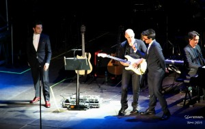 Il Volo and the Band