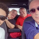 Gianluca going home - Sep 14, 2015