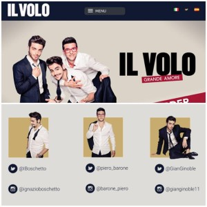 Il Volo New Site