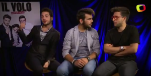 Il Volo interview - Terra