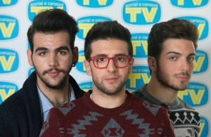 Il Volo TV Sorrisi - Nov 2015